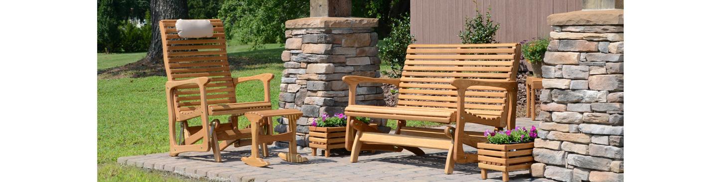 Wondrous Sittin Easy Handmade White Oak Furniture Creativecarmelina Interior Chair Design Creativecarmelinacom